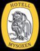 Hotell Mysoxen i Sveg, Härjedalen